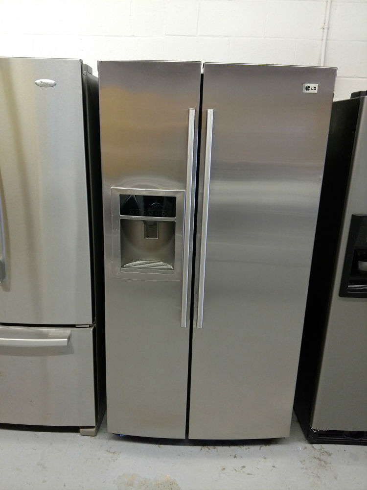 Two Door Fridge Glen Burnie Used Appliances